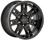 Подробнее о 17x9 ET-1 Ford Expedition Черный, Mickey Thompson